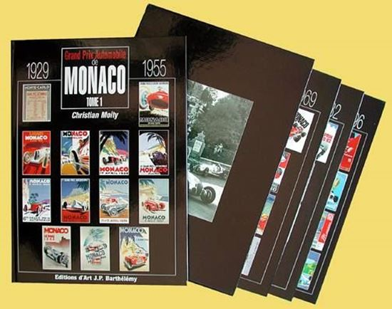 Immagine di GRAND PRIX AUTOMOBILE DE MONACO 1929/1996