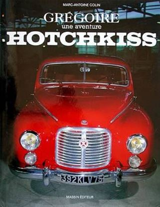 Picture of GREGOIRE: UNE AVENTURE HOTCHKISS