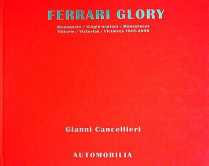 Picture of FERRARI GLORY MONOPOSTO/SINGLE-SEATERS/MONOPLACES - VITTORIE/WINS/VICTORIES 1948/2000