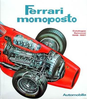 Picture of FERRARI MONOPOSTO 1948-1997 CATALOGUE RAISONNÈ