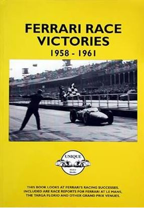 Immagine di FERRARI RACE VICTORIES 1958/1961