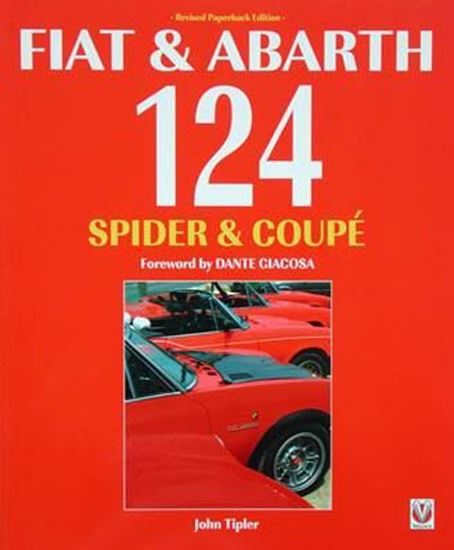 Picture of FIAT & ABARTH 124 SPIDER & COUPE'. 2016 Edition