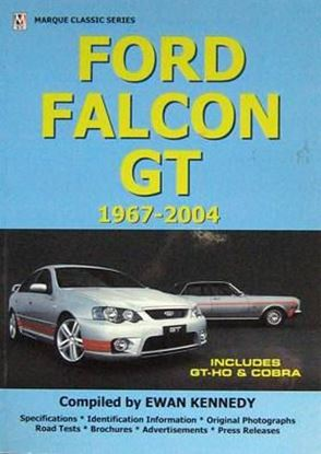Picture of FORD FALCON GT 1967-2004