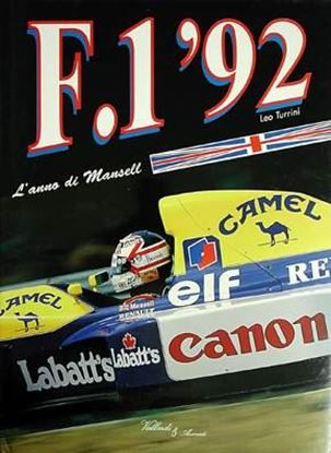 Picture of F. 1 '92: L'ANNO DI MANSELL