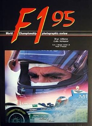 Immagine di F. 1 '95 WORLD CHAMPIONSHIP PHOTOGRAPHIC REVIEW