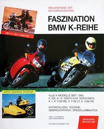 Picture of FASZINATION BMW K-REIHE
