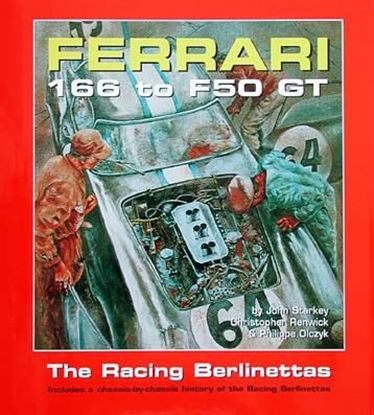 Picture of FERRARI 166 TO F50 GT: THE RACING BERLINETTAS