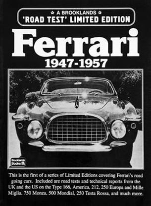 Picture of FERRARI 1947/57 LIMITED EDITION
