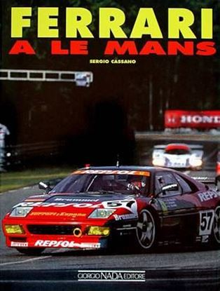 Picture of FERRARI A LE MANS