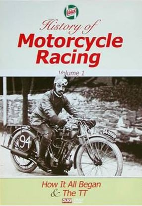 Picture of HISTORY OF MOTORCYCLE RACING VOL. 1(Dvd)