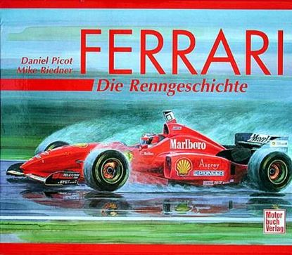 Picture of FERRARI DIE RENNGESCHICHTE (CON COFANETTO)