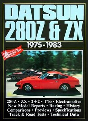 Picture of DATSUN 280Z & ZX 1975/83