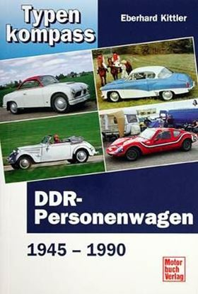 Picture of DDR- PERSONENWAGEN 1945/1990