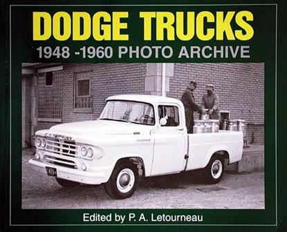 Immagine di DODGE TRUCKS 1948/1960 PHOTO ARCHIVE
