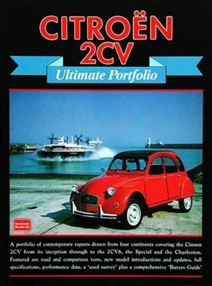Immagine di CITROEN 2CV ULTIMATE PORTFOLIO