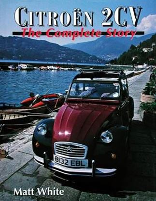 Immagine di CITROEN 2CV THE COMPLETE STORY