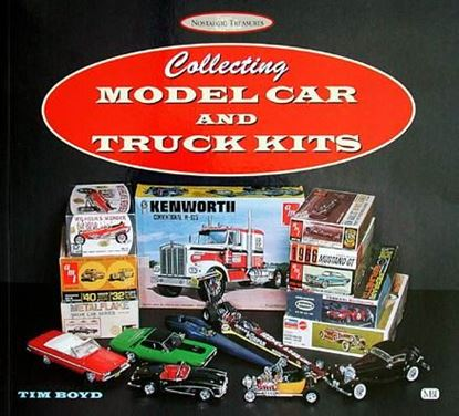 Picture of COLLECTING MODEL CAR AND TRUCK KITS