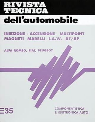 Picture of Iniezione Accensione N. 35: MULTIPOINT A. R. FIAT PEUGEOT