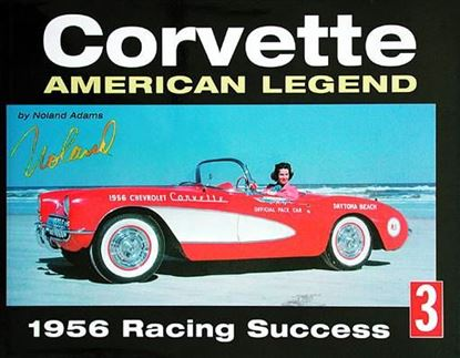 Immagine di CORVETTE AMERICAN LEGEND VOL. 3 1956 RACING SUCCESS