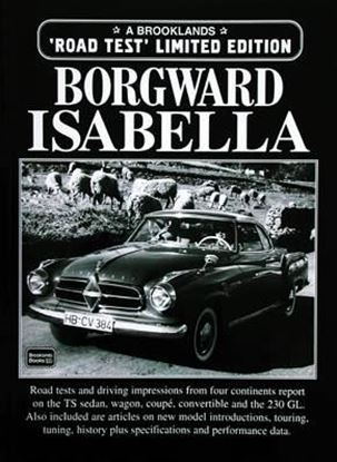 Immagine di BORGWARD ISABELLA LIMITED EDITION