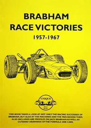 Picture of BRABHAM RACE VICTORIES 1957/67