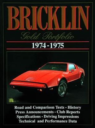 Picture of BRICKLIN GOLD PORTFOLIO 1974/75