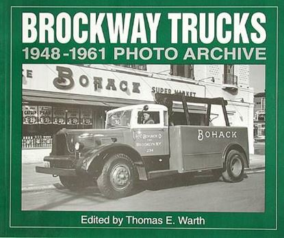 Immagine di BROCKWAY TRUCKS 1948/1961 PHOTO ARCHIVE