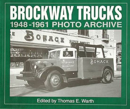 Picture of BROCKWAY TRUCKS 1948/1961 PHOTO ARCHIVE