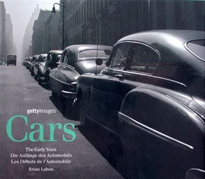 Picture of CARS The Early Years/Die Anfange Des Automobils/Les Debuts De L'automobile