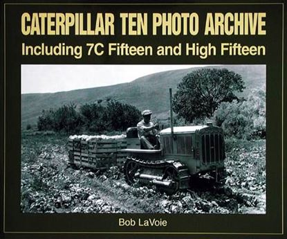 Picture of CATERPILLAR TEN PHOTO ARCHIVE INCLUDING 7C FIFTEEN AND HIGH FIFTEEN