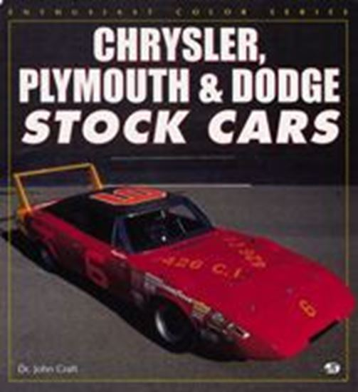 Picture of CHRYSLER, PLYMOUTH & DODGE STOCK CARS