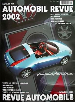 Picture of AUTOMOBIL REVUE 2002