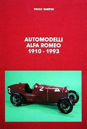 Picture of AUTOMODELLI ALFA ROMEO 1910/1993