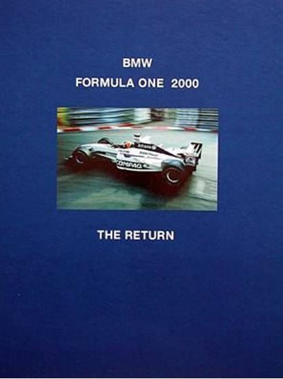 Immagine di BMW FORMULA ONE 2000 THE RETURN
