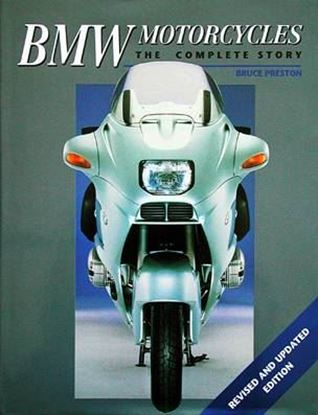 Picture of BMW MOTORCYCLES: THE COMPLETE STORY