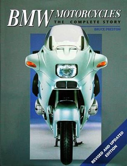 Immagine di BMW MOTORCYCLES THE COMPLETE STORY
