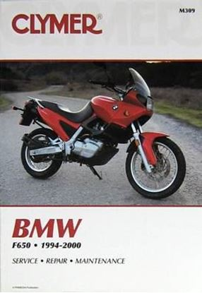 Immagine di BMW F650 1994-2000 CLYMER REPAIR MANUALS M309