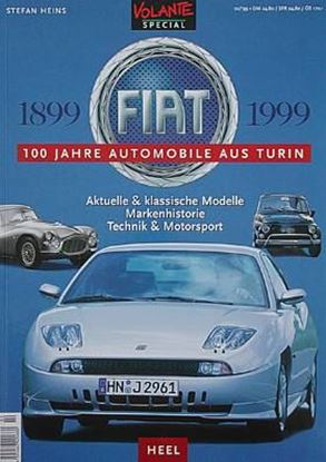 Picture of FIAT: 100 JAHRE AUTOMOBILE AUS TURIN