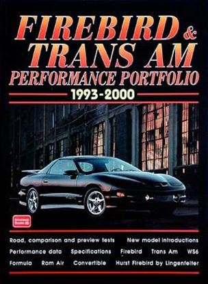Immagine di FIREBIRD & TRANS-AM PERFORMANCE PORTFOLIO 1993/2000