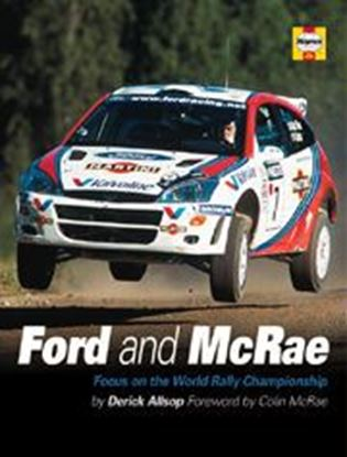 Immagine di FORD AND MCRAE FOCUS ON THE WORLD RALLY CHAMPIONSHIP