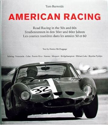 Immagine di AMERICAN RACING ROAD RACING IN THE 50S & 60S