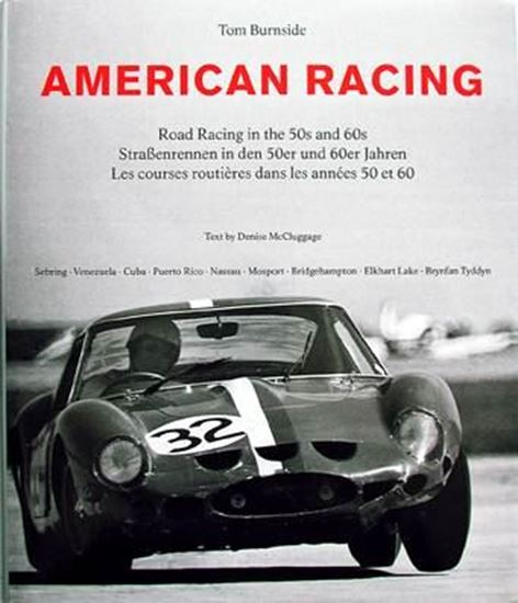 Picture of AMERICAN RACING: ROAD RACING IN THE 50S & 60S