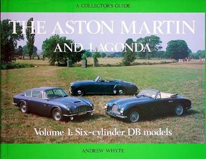 Picture of ASTON MARTIN AND LAGONDA VOL.1: Six cylinders DB models