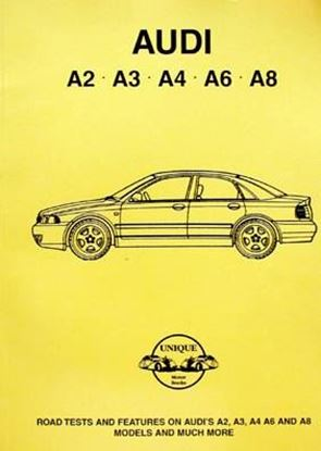 Picture of AUDI A2, A3, A4, A8