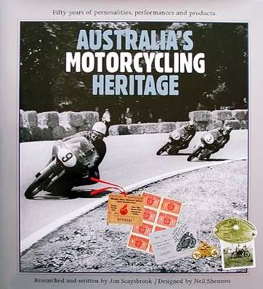 Picture of AUSTRALIA'S MOTORCYCLING HERITAGE