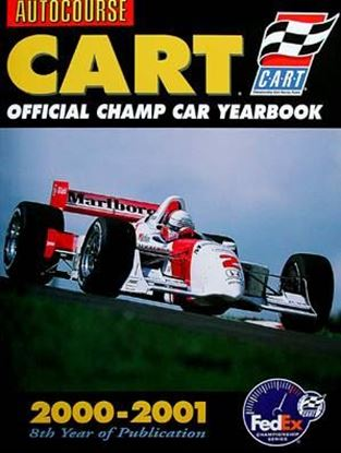 Autocourse Cart Official Yearbook