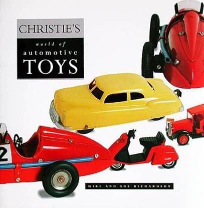 Picture of CHRISTIE'S: WORLD OF AUTOMOTIVE TOYS