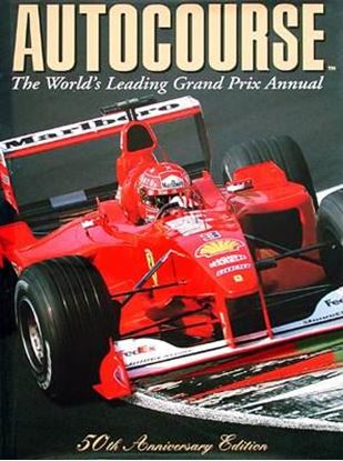 Picture of AUTOCOURSE 2000/2001: THE WORLD'S LEADING GRAND PRIX ANNUAL