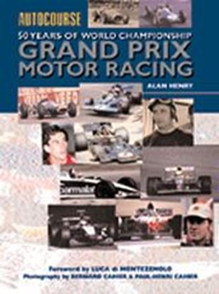 Picture of AUTOCOURSE 50 YEARS OF WORLD CHAMPIONSHIP GRAND PRIX MOTOR RACING