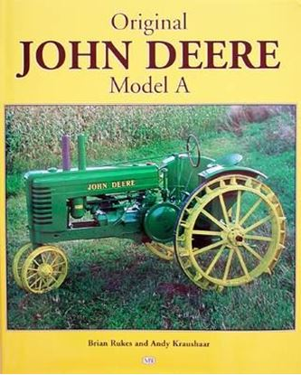 Picture of ORIGINAL JOHN DEERE MODEL A